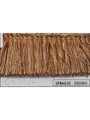 FRINGE BY THE METER - ART UFBA530  (5,00CM TALL) - SELECT COLOR