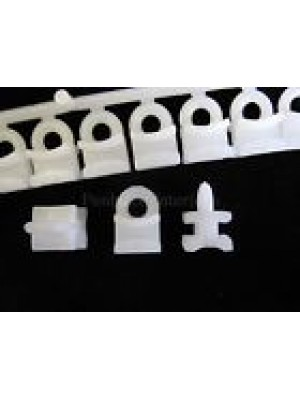 Curtain Rail Runners - Pack of 1000 pcs
