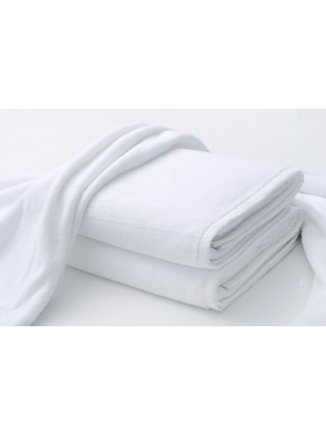 SPA TOWEL - SIZE 80cm X 200cm 450gsm White Towel