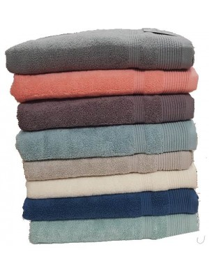 Bath Towel 500GSM 100% Cotton - Select color and size