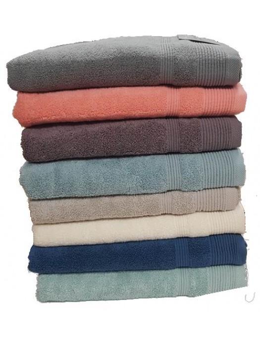 Bath Towel 500GSM 100% Cotton - Select color and size