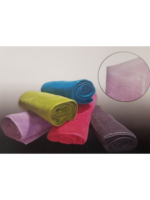Bath Towels 500gsm Plain Colors - Select Size and Color