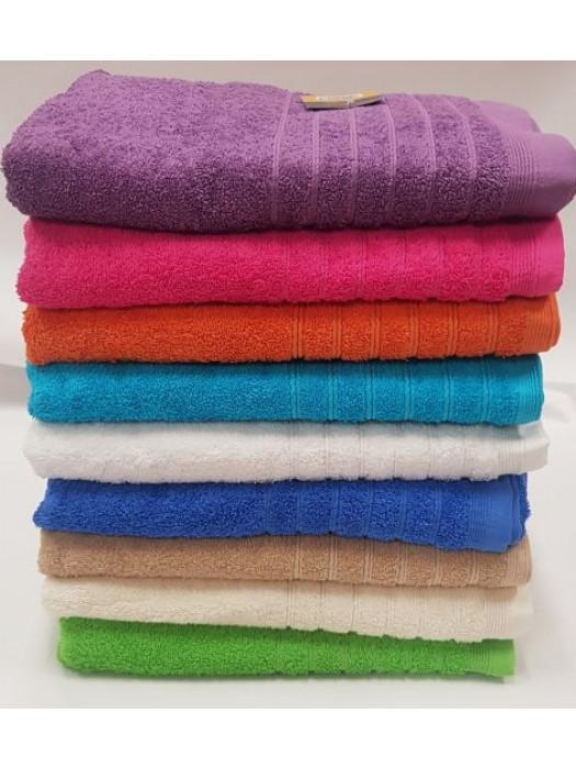 Bath Towel 550GSM 100% Egyptian Cotton - Select color and size