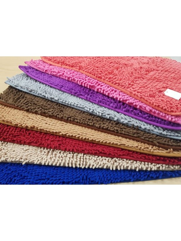 Shuggy Bath Mat - Size:50X80cm - Select Color