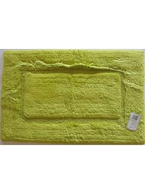 Bath Mat 100% Cotton Size: 53cm X 86cm - Select Color