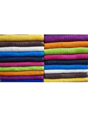 Bath towels 100% Cotton 450gsm Sunflower