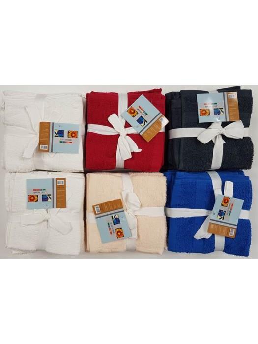 Face Cloth 30X30cm 10pcs Set
