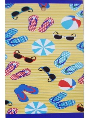 Beach Towel 70 X140cm - Accessories