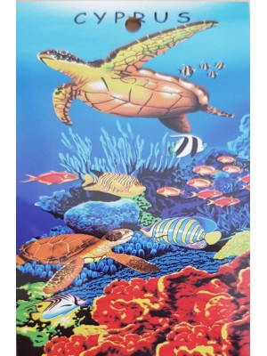 Beach Towel 70 X140cm - Turtles