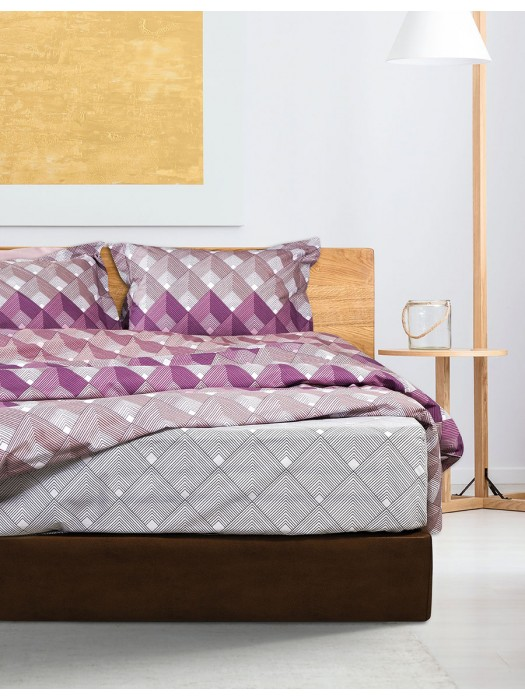 Quilt Cover size: 220X230cm with 2 pillowcases