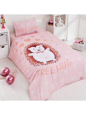 Bed Sheet Set - 2 flat sheets 160X240 + 1 pillowcase