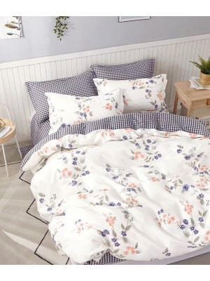 Summer Bed Sheet Set 100% Cotton 205TC - art:1771 Downtime