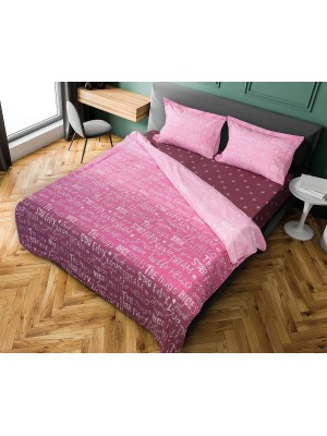 Flat Summer Bed Sheet Set - Single Set