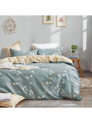 Summer Bed Sheet Set 100% Cotton 205TC - art:1914
