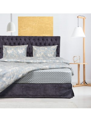 Flannel Bed Sheet Set - Select Size - art:1922