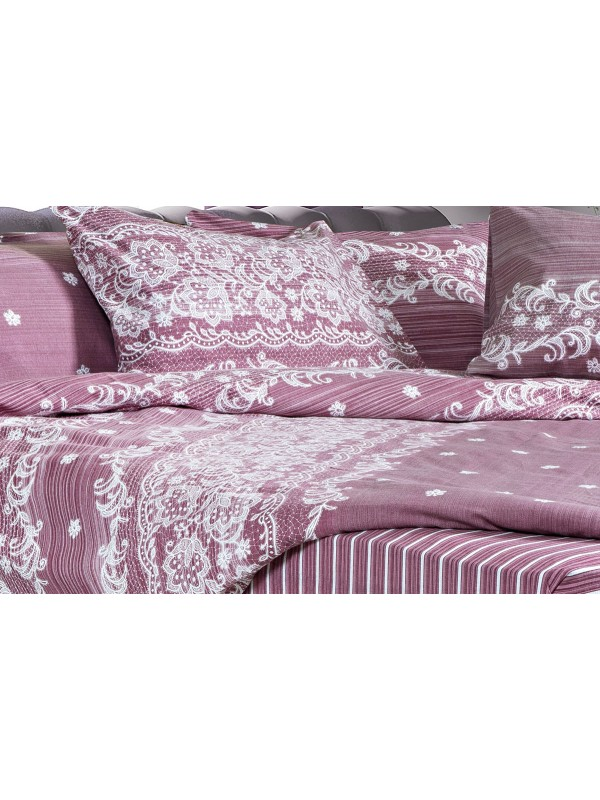 Flannel Bed Sheet Set - Select Size - art:1925