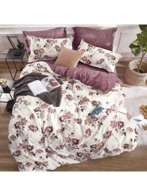 Bed Sheet Set Summer 100% Cotton 205TC - Art:1540