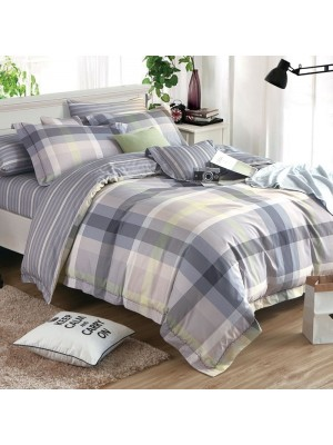 Bed Sheet Set Summer 100% Cotton 205TC - Art:1552