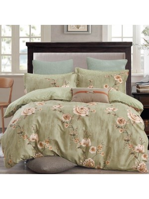 Bed Sheet Set Summer 100% Cotton 205TC - Art:1549