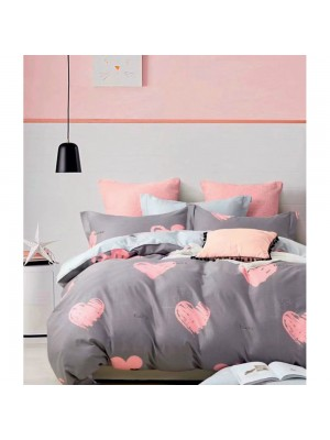 Bed Sheet Set Summer 100% Cotton 205TC - Art:1614
