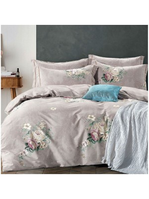Bed Sheet Set Summer 100% Cotton 205TC - Art:1615