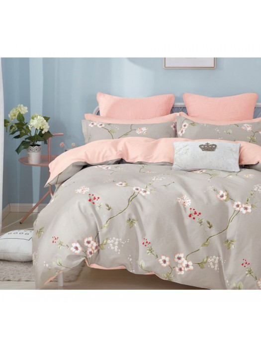 Bed Sheet Set Summer 100% Cotton 205TC - Art:1621