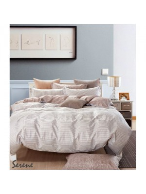 Bed Sheet Set Summer 100% Cotton 205TC - Art:1626
