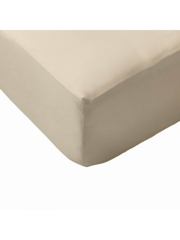 Single Fitted Bed Sheet - drop 40cm (15.74'')