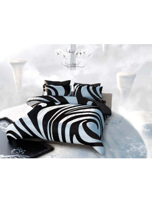 Cotton Bed Sheet Set - art:1005 - King Size