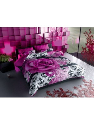 Quilt 400gsm with 2 pillowcases- King Size- art 1015