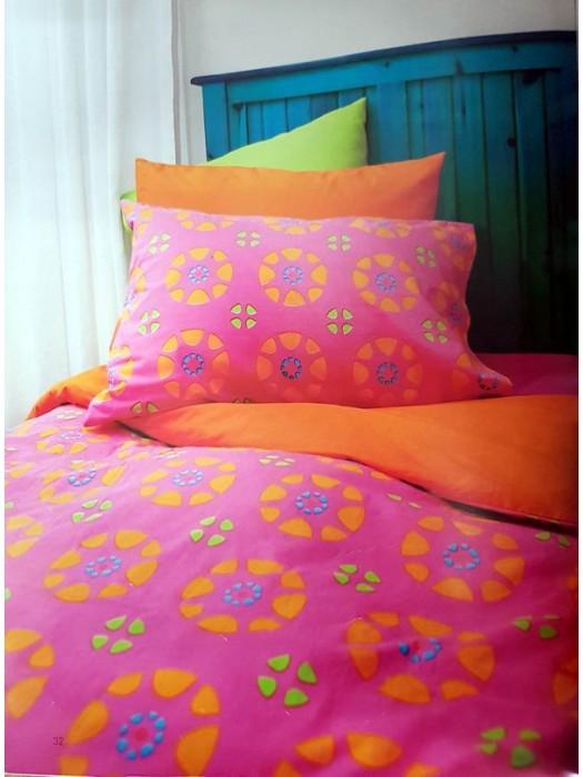 Bed Sheet Sets 100% Cotton 160TC - Printed/Plain - FRUITY - Select Size