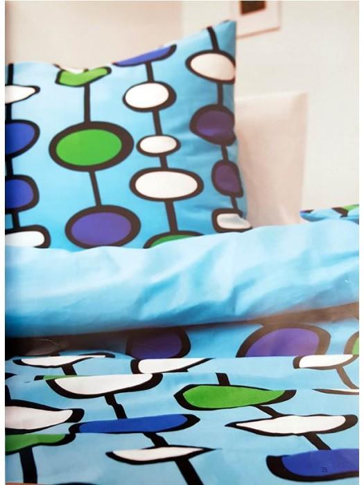 Bed Sheet Sets 100% Cotton 160TC - Printed/Plain - COMICS - Select Size