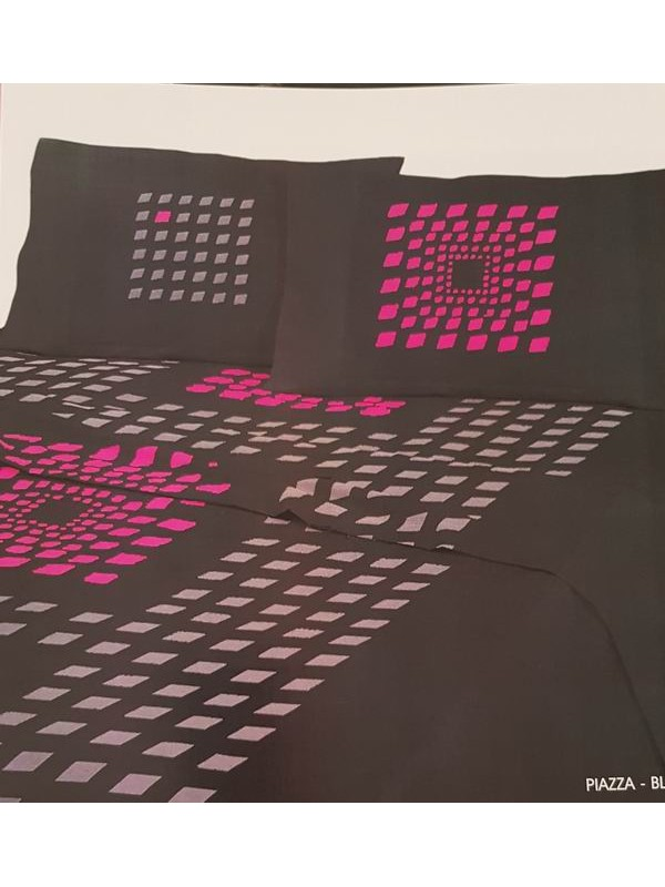 Flannel Bed Sheet Set - Winter Bed Set - piazza