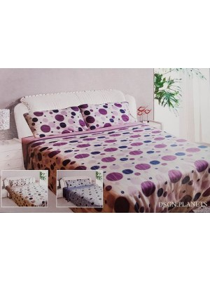 Fleece Bedsheet Sets - Select Size and Color