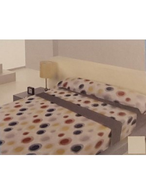 Fleece Bedsheet Sets (Winter) - Select Size - art 102