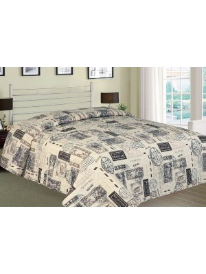 Summer Bedspread Double Face - Select Size