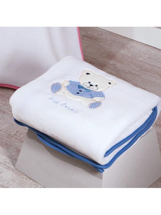 Baby Blanket - Pierre Cardin 110X140cm