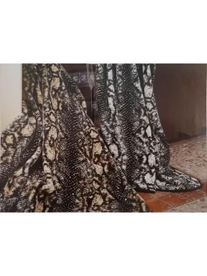 Spanish Blankets Piel - Size: 220X240cm