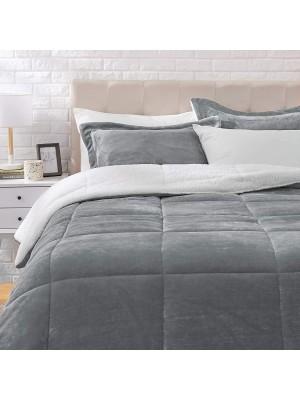 Blanket - Comforter Sherpa - Select Size