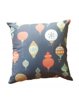 Christmas Cushion Cover 45cm X 45cm - NOEL