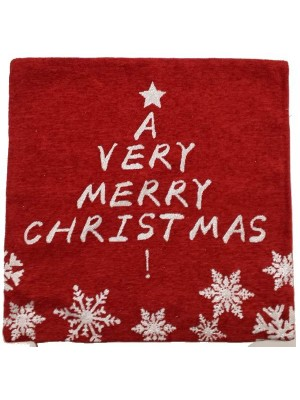 Christmas Cushion Cover 45X45 - Very Merry Christmas