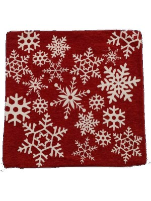 Christmas Cushion Cover 45X45 - Snowstars