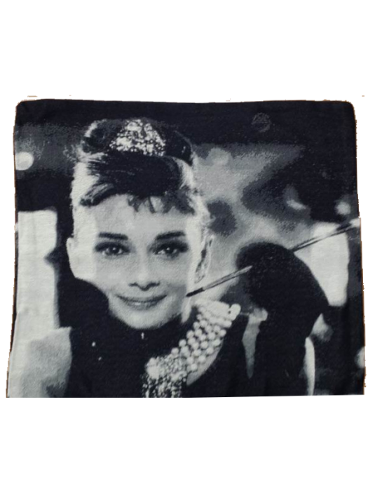 Cushion Cover Audrey Hepburn 45X45cm