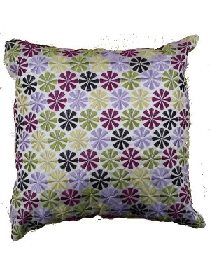 Cushion Cover 45X45cm with embroidery