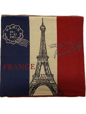 Cushion Cover 45X45 Eifel Tower
