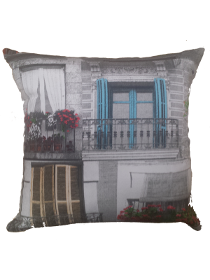 Cushion Cover 45cmX45cm - Balcony  4pcs minimum order