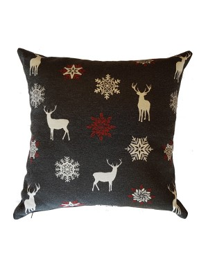 Christmas Cushion Cover Renne - select size