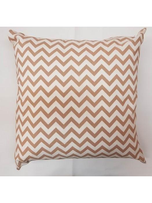 Cushion Cover 45cm X 45cm - ZIG ZAG