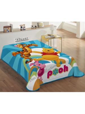 Blanket Winney the Pooh Size:160X240