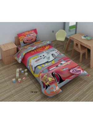 Quilt Cover Cars 160X230cm